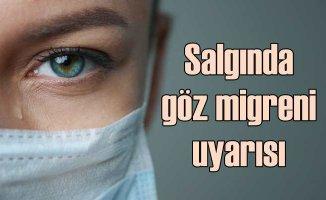 Pandemi göz migreni artıyor | Bu kurallar ihmale gelmez!