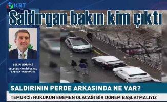 Selçuk Özdağ'a saldırı | Saldırgan ocak bağlantılı çıktı