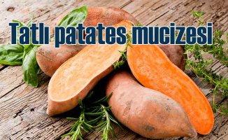Tatlı Patates Mücizesi | Glütensiz patates