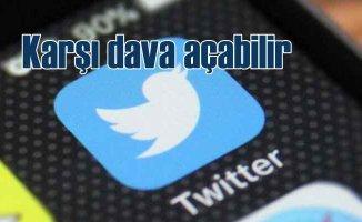 Twitter, Yürütmenin Durdurulması Davası Açabilir