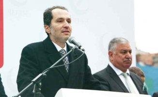 Yeniden Refah Partisi'nden Yunan Başpiskoposa sert tepki