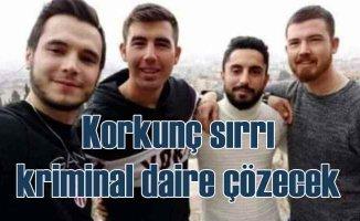 Ahmetli'de 4 arkadaşın ölümü | Veda viedosu bırakmışlar