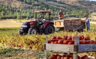 Case IH, JX50E model yeni yerli traktörünü tanıttı