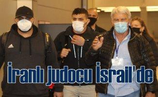 İranlı judocu Said Moulay İsrail'de ringe çıkıyor
