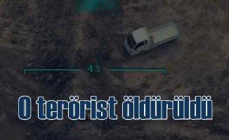 MİT operasyonunda öldürülen terörist 'Ormanları yakın' emrini vermiş