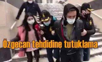Sosyal medyadan 'Özgecan' tehdidine tutuklama