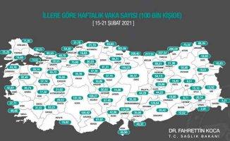 Türkiye normalleşmeyi tartışırken virüs yeniden tırmanışa geçti