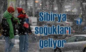 AKOM uyardı | Sibirya soğukları geliyor