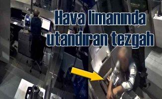 Havalimanı saymanları 'Tırnakçı' çetesi çıktı