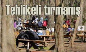 İstanbul'da virüs artış hız 6 kata ulaştı