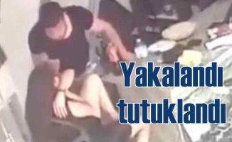 Kız arkadaşını tokatlayan Engin Ceylan tutuklandı