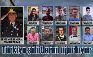 Türkiye Bitlis şehitlerini uğurluyor | Ankara'da hüzünlü tören