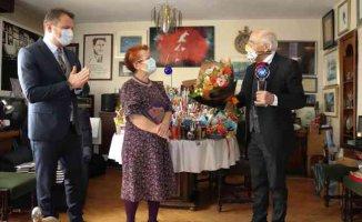 15. Çağdaş Yaşam Cumhuriyet Ödülü, Prof. Dr. Emre Kongar'a veriliyor