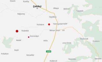 Burdur ve Mersin'de korkutan deprem