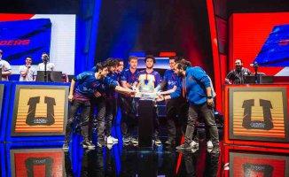 E-Spor turnuvasının şampiyonu Avrupa Kupası için yarışacak