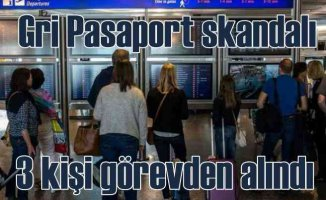 Gri Pasaport skandalı, vali yardımcısını görevden aldırdı
