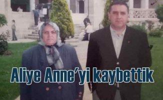 Kemal Kaçmaz'ın acı günü | Anne Aliye Kaçmaz vefatetti
