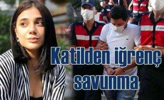 Pınar Gültekin cinayeti | Katil'in iftiraları hukuktan döndü