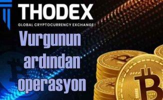 Thodex operasyonu | 8 ilde 78 kişiye gözaltı