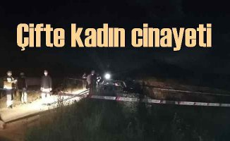 Adana Kozan'da kadın cinayeti | Gece yarısı bulundu