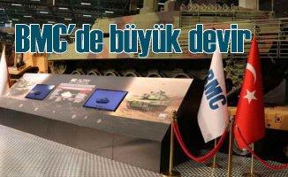 Altay Tankı'nı kim üretecek? | BMC hisseleri devrediliyor