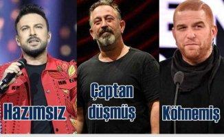 Erdoğan'ın danışmanından, sanatçılara hakaret yağdı