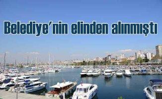 Fenerbahçe Kalamış Marina'ya Kadıköy Belediyesi talip oldu