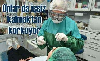 Konda araştırdı | Diş hekimleri gelecekten umutsuz