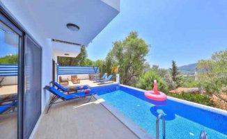 Lüks Antalya Kaş Villaları