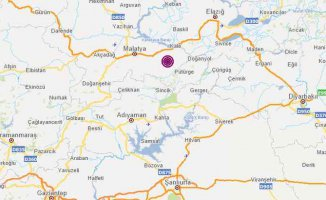 Malatya'da deprem | Malatya 2 ayrı depremle sallandı