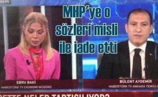 MHP yöneticileri Haber Türk'e saldırdı, gazeteciler istifa ettirdi