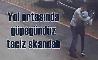 Bursa'da tacizci sapık korku dolu anlar yaşattı