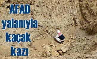 Defineciler köylüleri deprem ve zehirlenme yalanıyla kandırdı