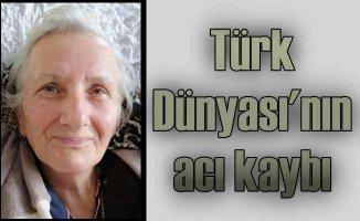 Fahriye Gayretullah hanım vefat etti