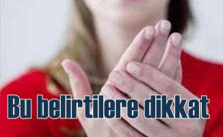 Geceleri el ve parmak ağrısı ile uyanıyorsanız dikkat!