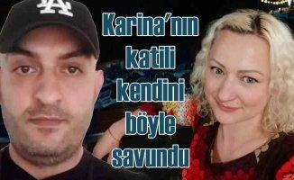 Karina Demchenko cinayeti | Önce itiraf etti, sonra reddeti