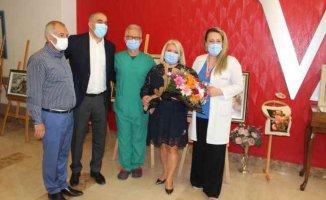 Medical Park Gebze Hastanesi'nde Goblen Sanatı Sergisi