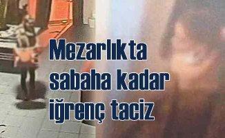 Mezarlıkta işkence ve sabaha kadar tacize 23.5 yıl hapis