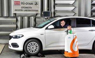 OTAM'da Dijital Yaka Robot Personel Mesaiye Başladı
