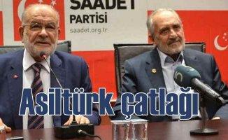 Saadet Partisi'nde Asiltürk Çatlağı | Ayetli kurultay çağrısı
