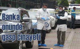 Sibel Koçan cinayeti | Yol ortasında gasp edildi