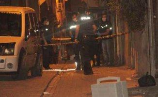 Sivil polis aracına silahlı saldırı