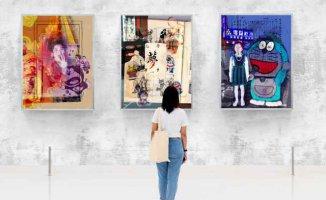 Tayvanlı Türk Sanatçı Melek Kocasinan | Multi Kültürel Pop Sanat serisi akımı