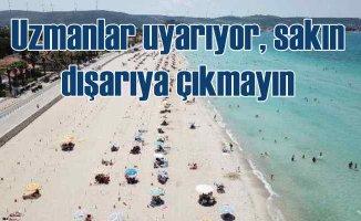 Aşırı sıcaklar Türkiye'yi esir aldı | Uzmanlar uyarıyor