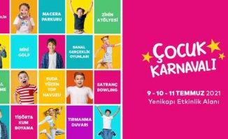 Çocukların Dört Gözle Beklediği Karnaval Bu Hafta Başlıyor