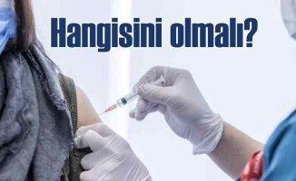 Kimler 3. Doz Aşı Olmalı? Hangi Aşıyı Olalım?