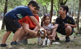 Lüleburgaz hayaline kavuştu | Lüleburgaz Kent Ormanı açıldı
