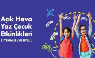 Şimdi çoçuk olmak vardı | Spor İstanbul etkinlikleri başlıyor