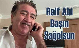 Turgay Yıldız Ankara'da vefat etti | Raif Abi Başın Sağolsun