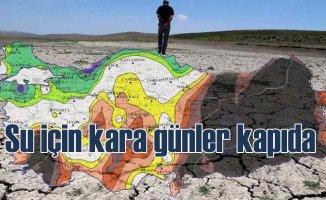 Türkiye çöl iklimine doğru gidiyor | Vahşi tarım suyumuzu çalıyor